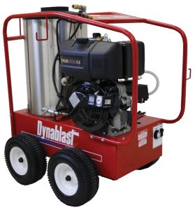 Dynablast HK4030DDF Hot Water Pressure Washer
