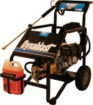 Dynablast CR3025DG Cold Water Pressure Washer