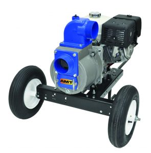 ENG-17 4in Engine Driven Trash Pump