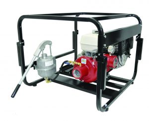 AMT Engine Driven High Pressure Fire Pumps