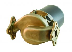 HVM-7 Bronze Circulator Pump