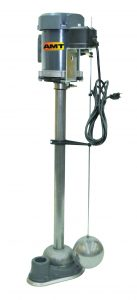 SUB-1 Stainless Steel TEFC Model Sump Pump