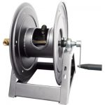 Heavy-Duty A Frame Hose Reel