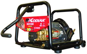 Kodiak SC2100E Cold Water Suit Case Pressure Washer
