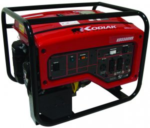 Kodiak KD5500VR Portable Generators