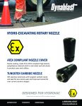 Hydro-excavating-rotary-nozzle